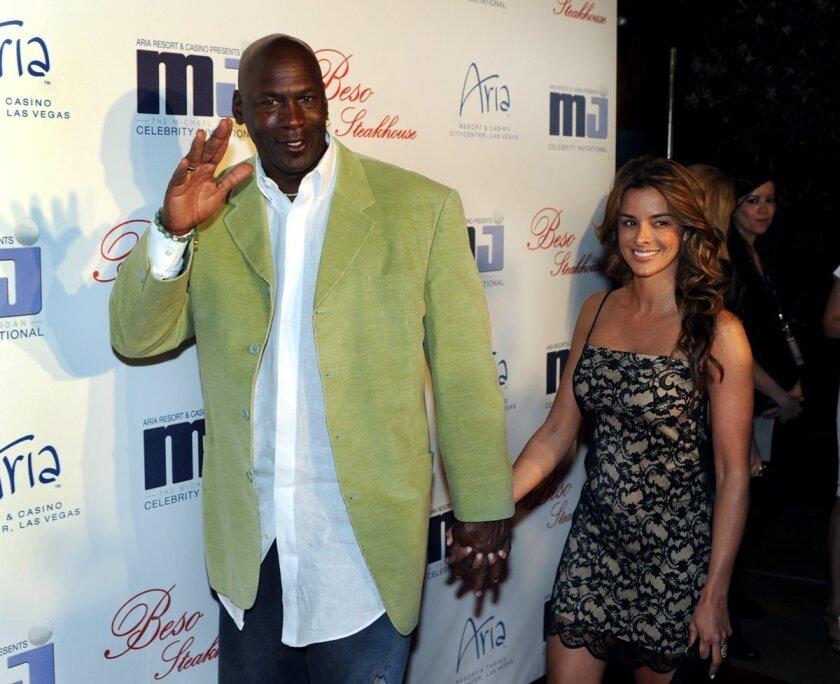 Michael and Yvette Jordan
