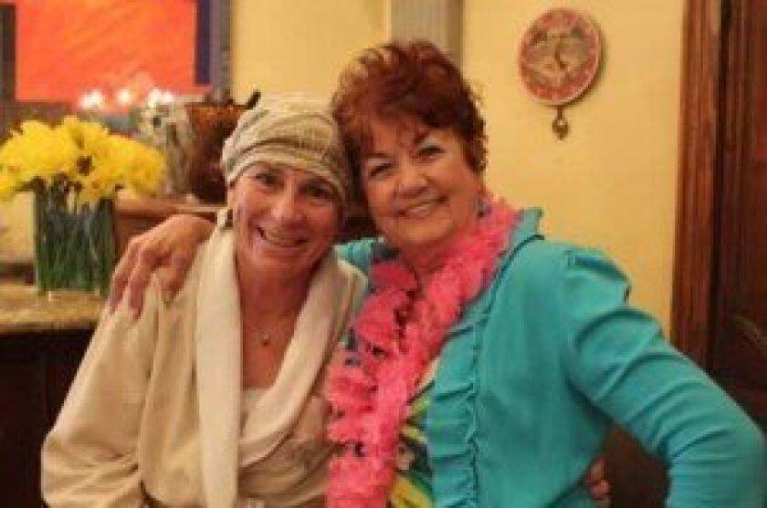 Janet Pinterits and speaker sherry Frantz