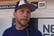 Andy Green on quality at-bats and getting on base consistently