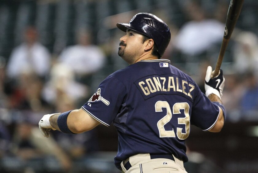 1B Adrian Gonzalez, 3.5 WAR – 2010