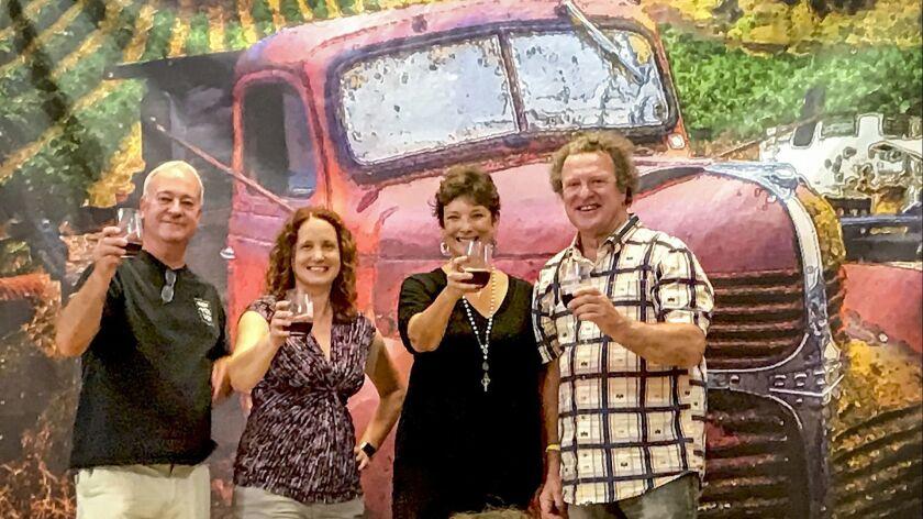 SANTA MONICA, CA - The Garagiste Wine Festival, in Santa Monica, celebrating the artisan winemaker,