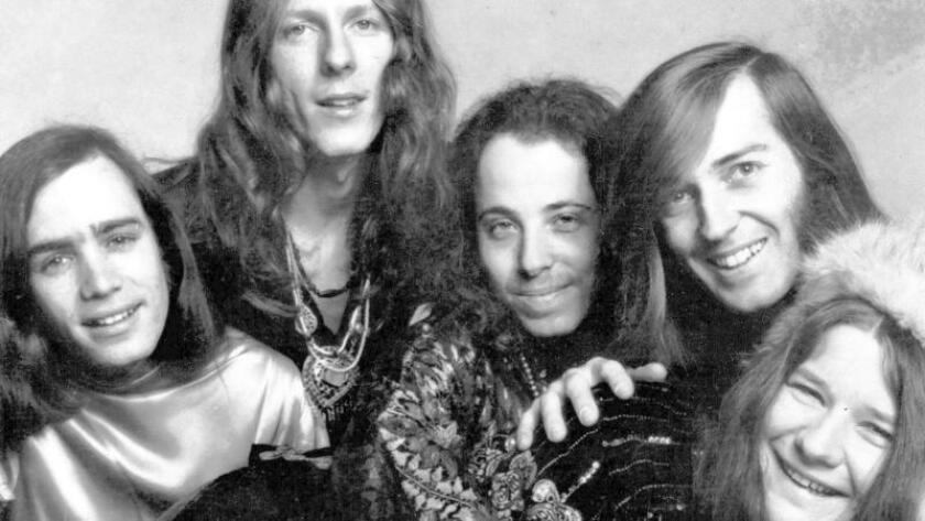 Guitarist with Big Brother and The Holding Company dies