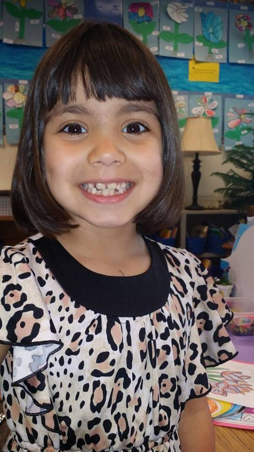 Jenise Wright, 6, was found dead Thursday, and authorities ruled her death a homicide the next day.