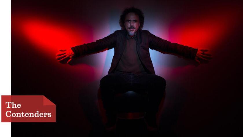 """El director Alejandro G. Iñárritu dice que todas las personas se pueden identificar de alguna manera con Riggan de la película """"Birdman""""."""