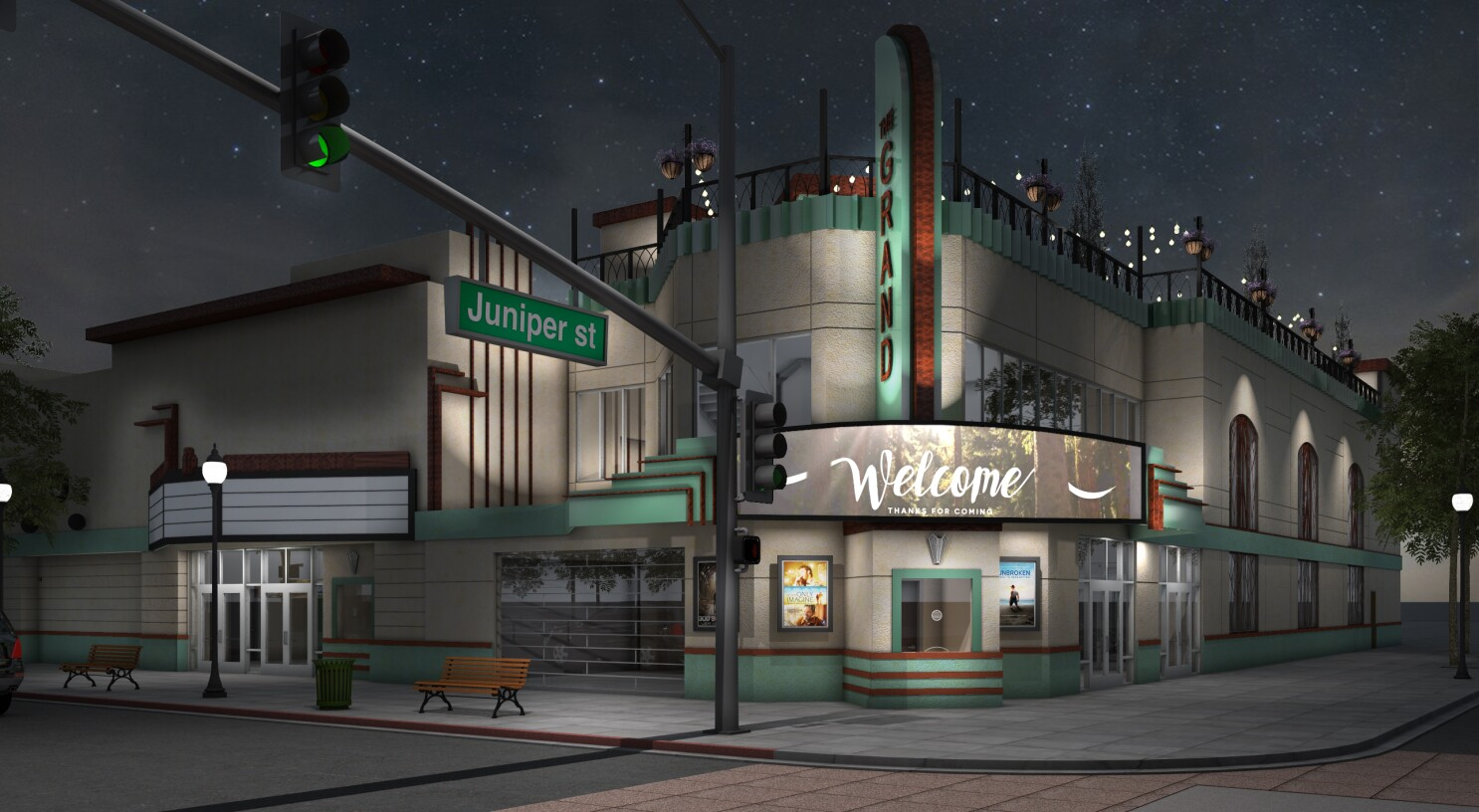 Ritz Theater Project In Escondido About To Break Ground The San Diego Union Tribune