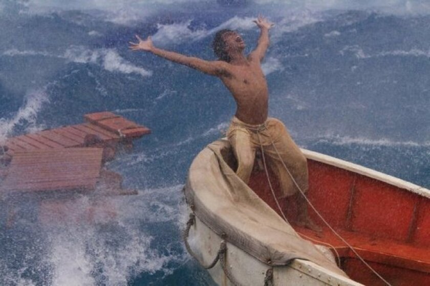 'Life of Pi' is second Hollywood film to gross more in China than U.S.