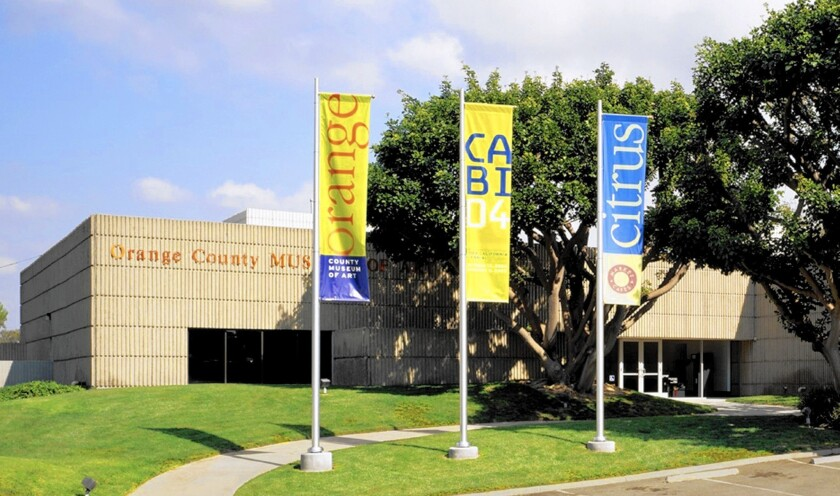 Development proposed at Orange County Museum of Art site