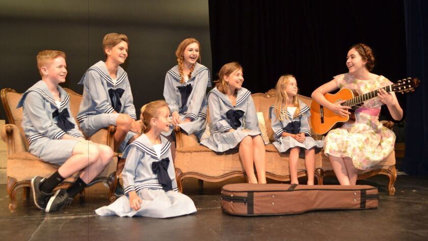 The Sound of Music' comes to Rancho Bernardo High School