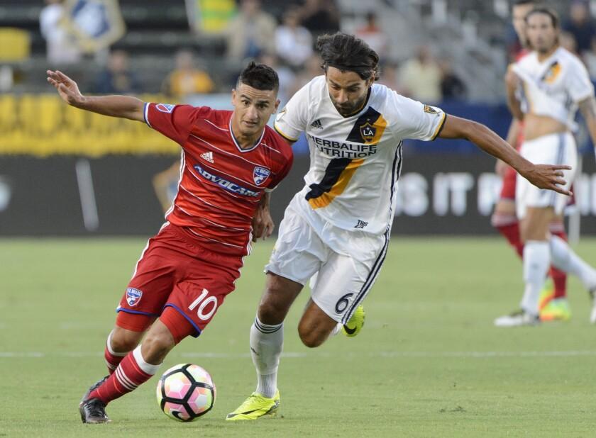 Galaxy cae ante FC Dallas en el U.S. Open Cup.