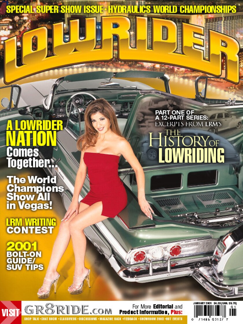 January 2001 Lowrider