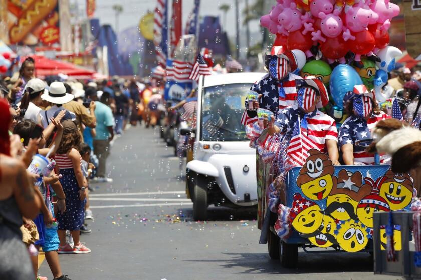 San Diego County Fair Final Day