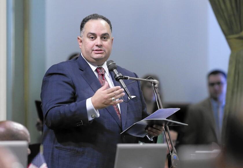 Assemblyman John A. Perez