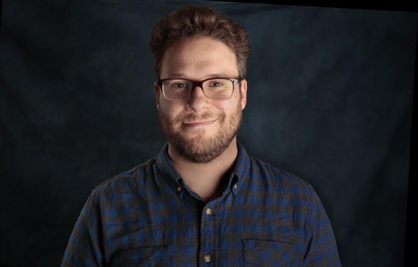 Seth Rogen is set to star in an upcoming comedy written by Ben Schwartz and directed by Adam McKay.