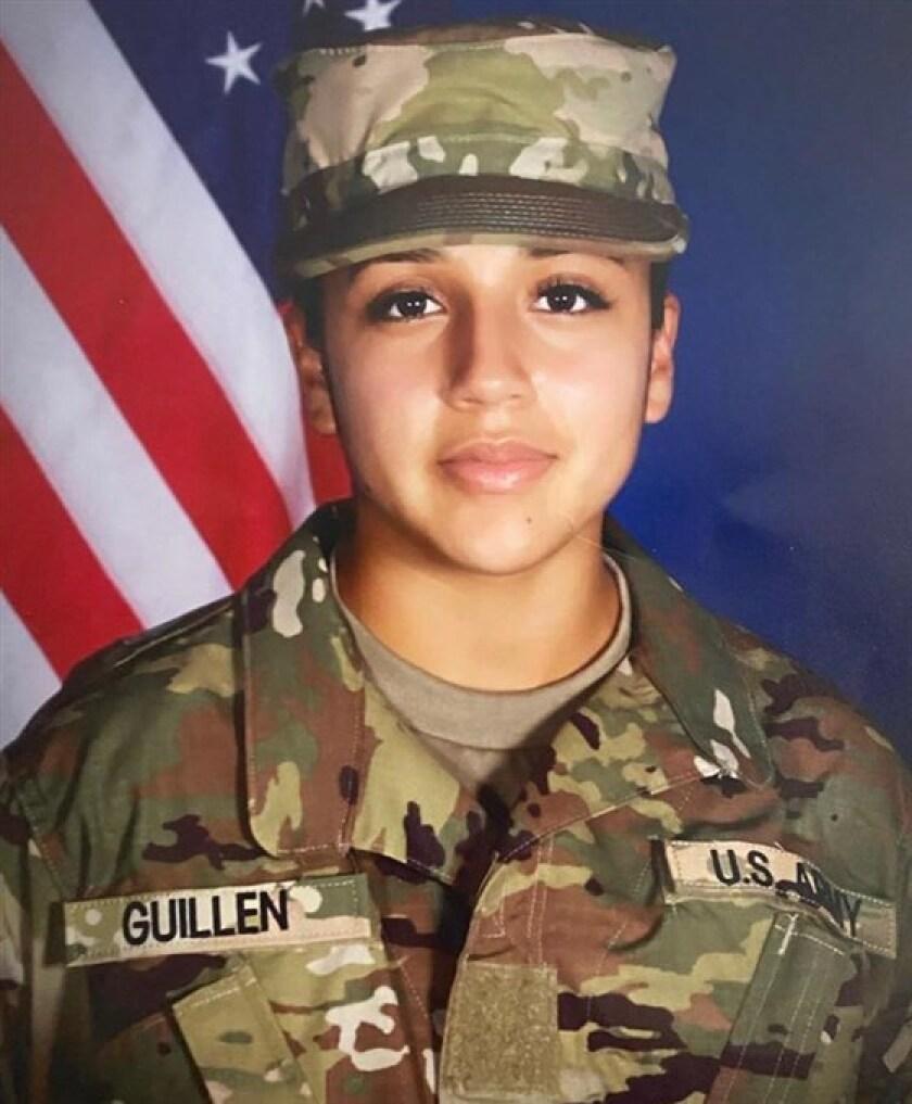 Dónde está Vanessa Guillén? Misteriosa desaparición de soldado dentro de base militar, se quejaba de acoso - Los Angeles Times