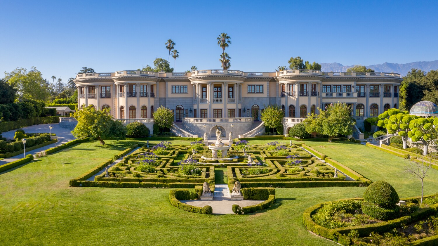 Pasadena's most expensive home aims for $39.8 million