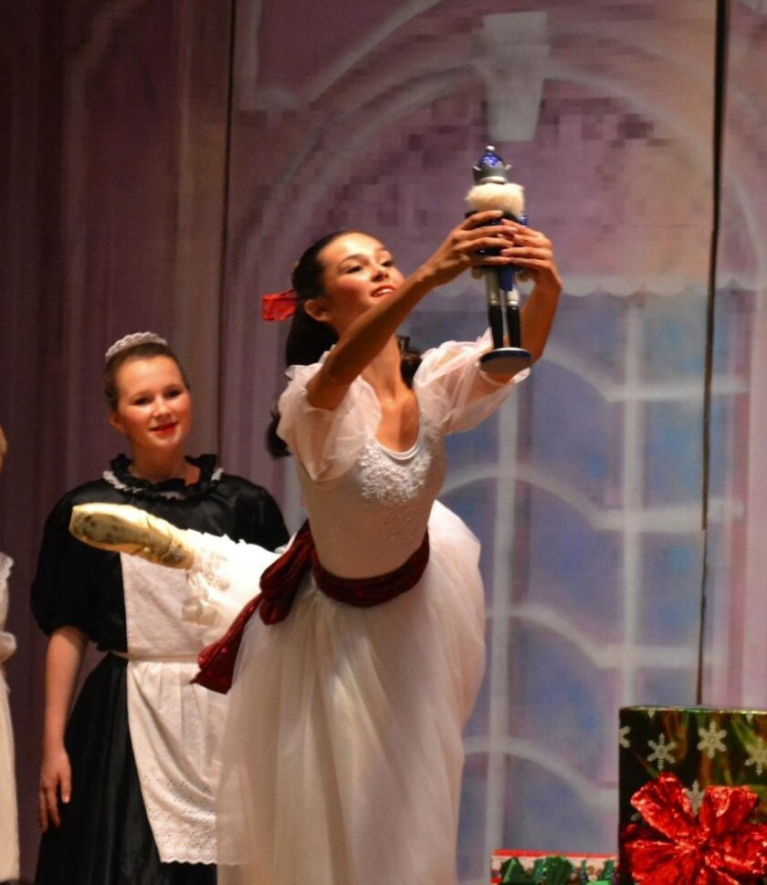 'The Nutcracker,' as performed by The Dance Academy