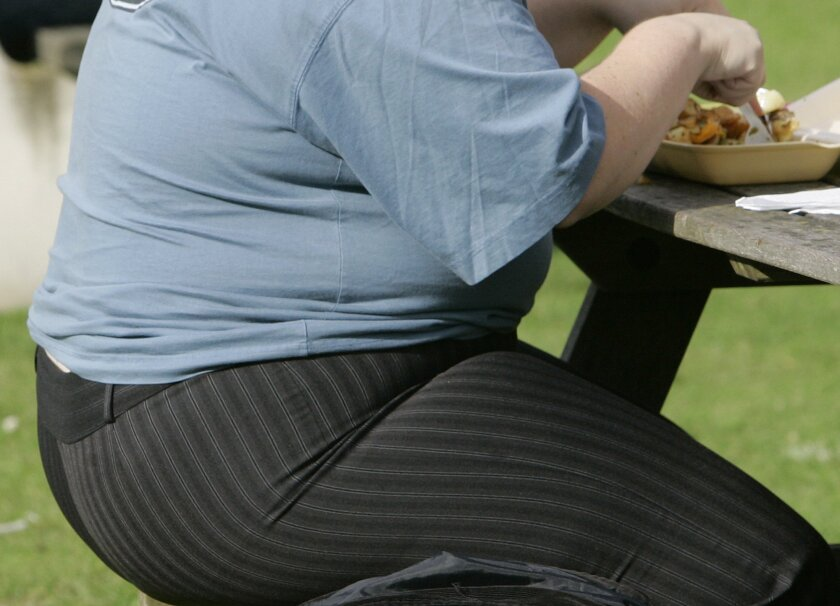 A report by the McKinsey Global Institute released Thursday warns that half the world's population will be overweight or obese by 2030, if current trends continue.