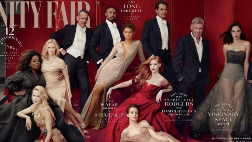 """La actriz estadounidense Reese Witherspoon les pidió a sus fans que la acepten por lo que es, luego de que la revista """"Vanity Fair"""" revelara su """"secreto""""."""