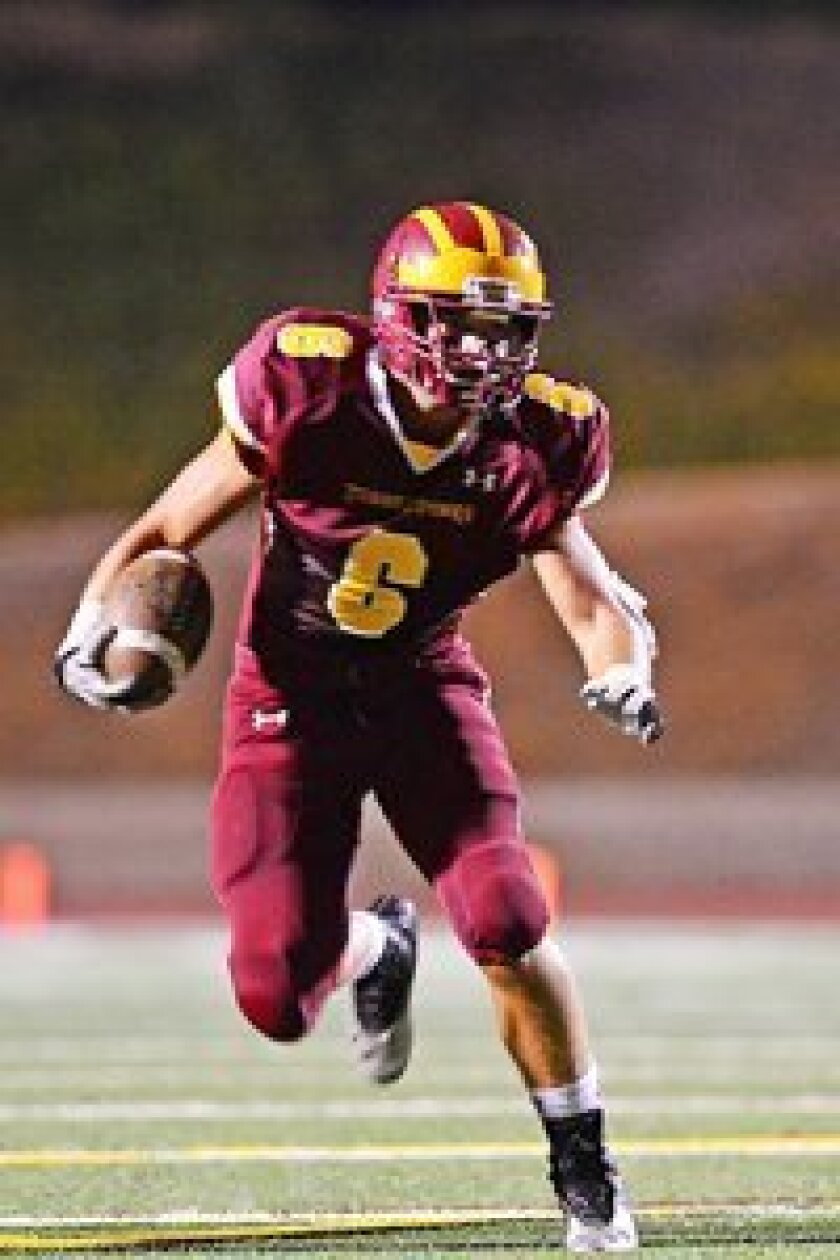 TPHS defeated Del Norte 35-0 in a nonleague victory on Sept. 14. Photo/Anna Scipione