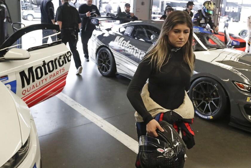 NASCAR Deegan Auto Racing