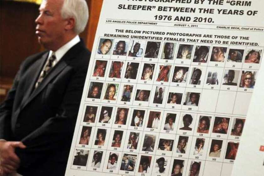 """A familial DNA search helped police identify Lonnie Franklin Jr., suspected of being the """"Grim Sleeper"""" serial killer. A new study examines the search method and finds that it potentially ferrets out distant relatives as well as close ones."""