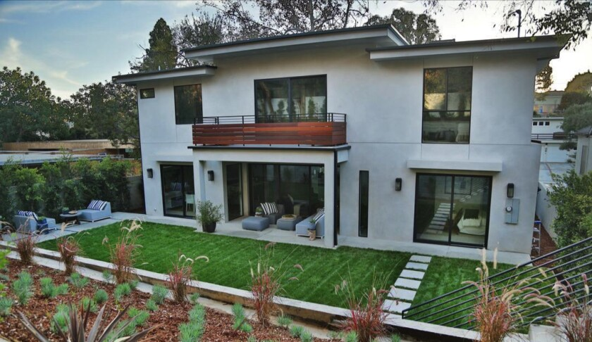 Marshall Lewy's modern estate in Westside Village | Hot Property
