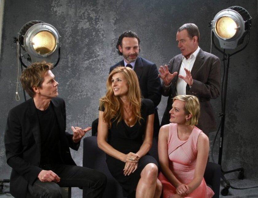 Drama | Emmys Round Table 2013