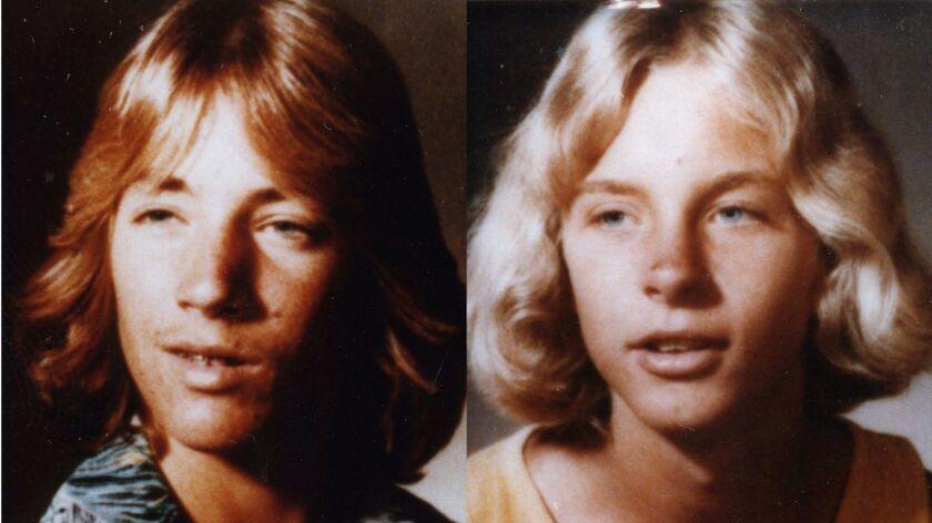 Michael Baker (left) and John Mayeski.