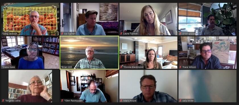 The La Jolla Development Permit Review Committee meets Sept. 14 online.