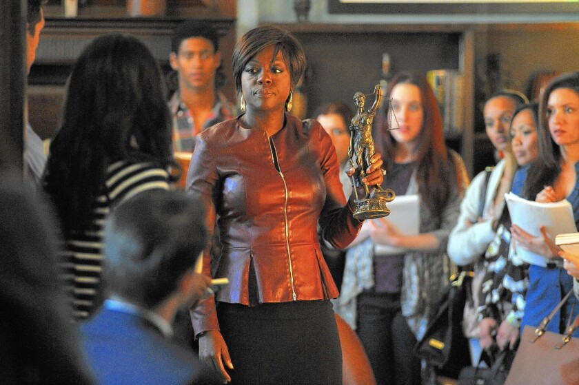 "Early winners among the fall TV shows include ""How to Get Away With Murder"""