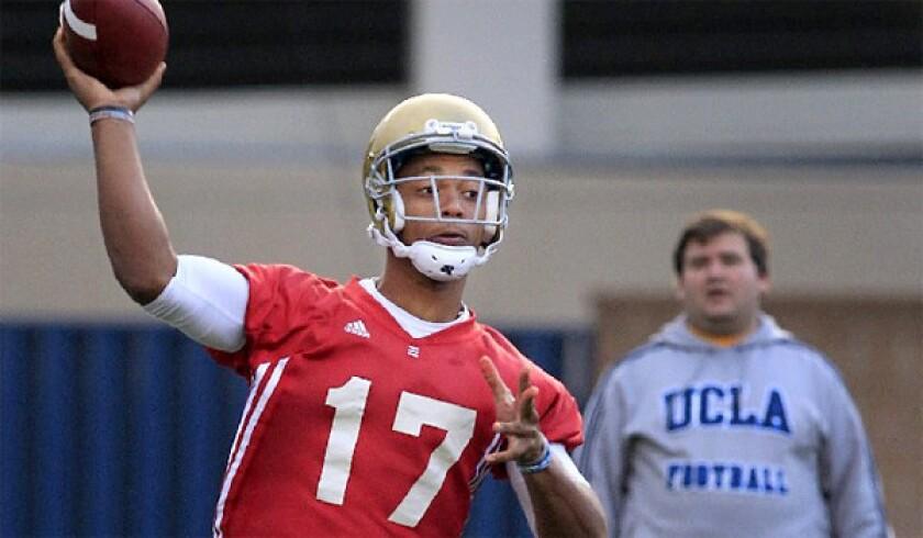 Brett Hundley has UCLA on the map