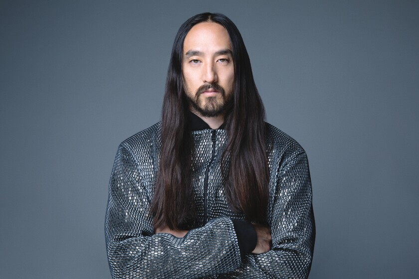 DJ Steve Aoki recently sold an NFT for nearly $900 thousand.