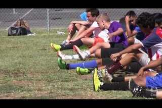 El Camino Real reveals soccer team