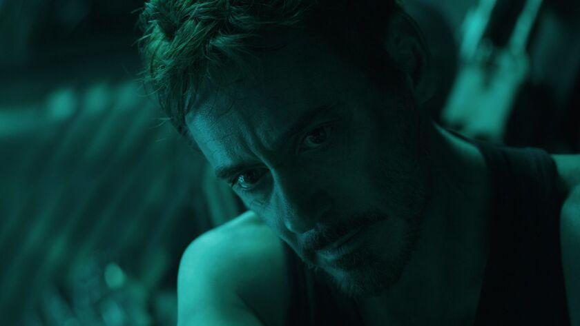 """Robert Downey Jr. in """"Avengers: Endgame."""""""