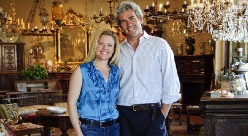 Jacopo and April Bellini
