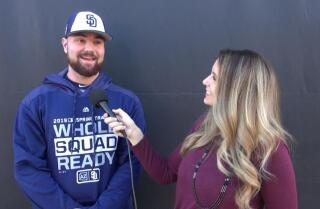 Meet the Padres: Logan Allen