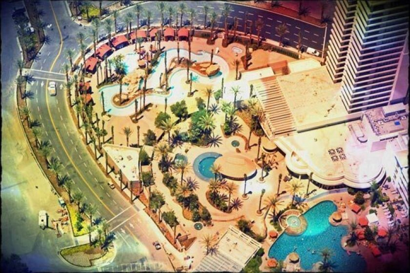 Dive Dayclub is now open at Harrah's Rincon Casino & Resort -- courtesy photo