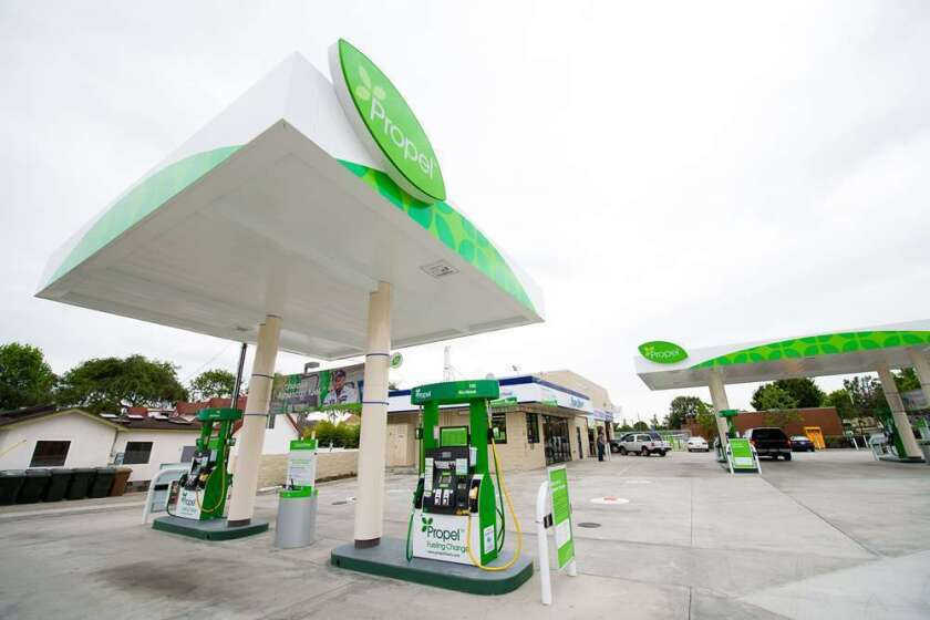 California leads nation in advanced bio-fuel companies, report says