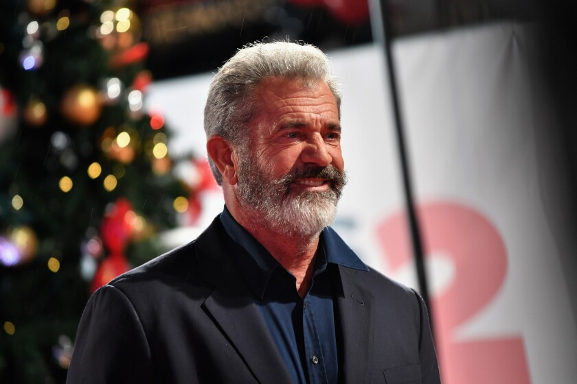 Mel Gibson habla en la capital mexicana de lo que viene sucediendo con el tema del acoso sexual en Hollywood.