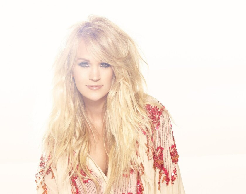 Country-music singer Carrie Underwood has won seven Grammy Awards.