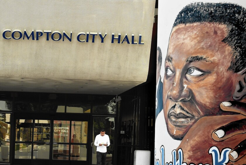 Compton council moves to cut 'illegal' payments to