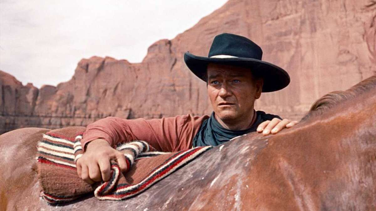Movies On Tv This Week Sept 1 7 2019 John Wayne In The Searchers And More Los Angeles Times