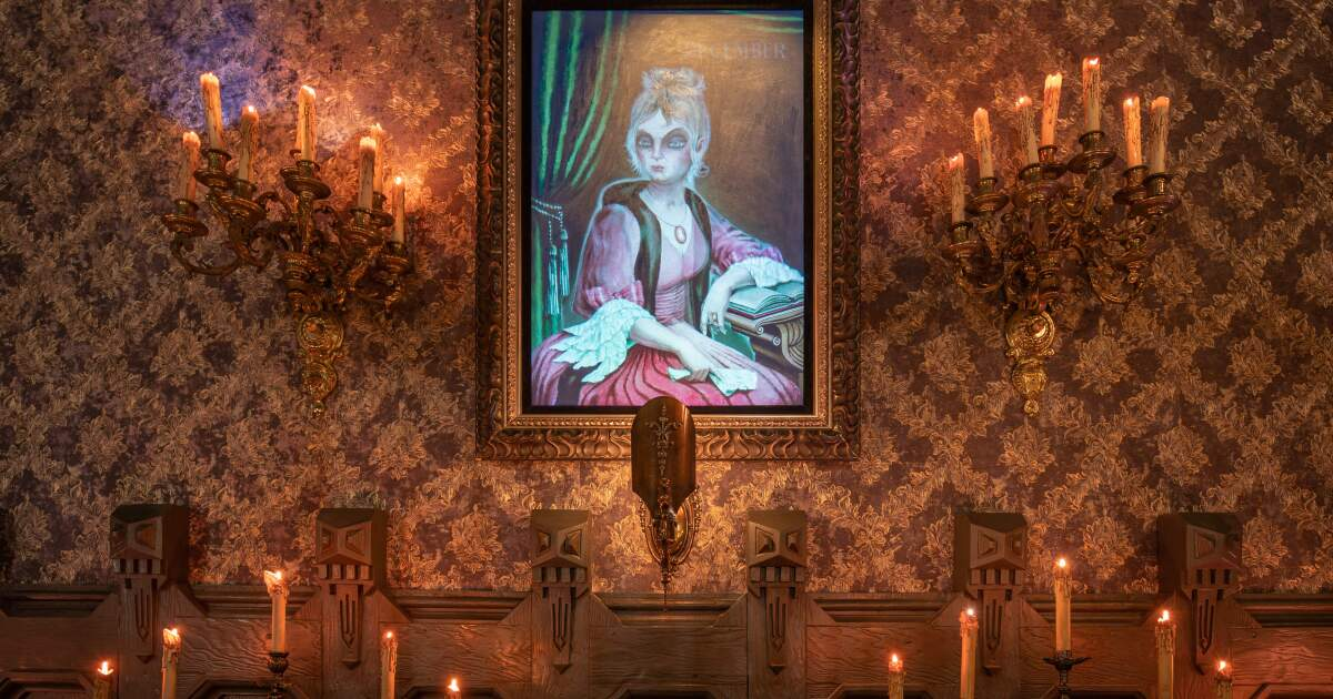 Disneyland's Haunted Mansion updates reveal that a purr-fect idea never dies