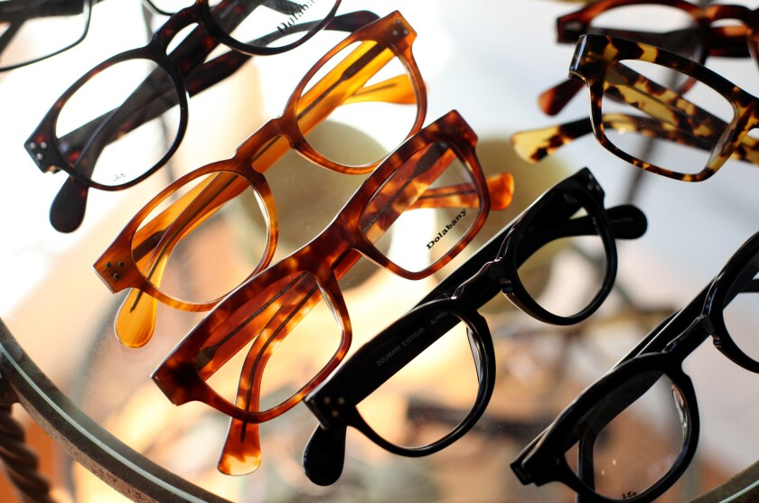 Eyewear-industry behemoth EssilorLuxottica is in talks to acquire GrandVision, owner of the For Eyes chain.