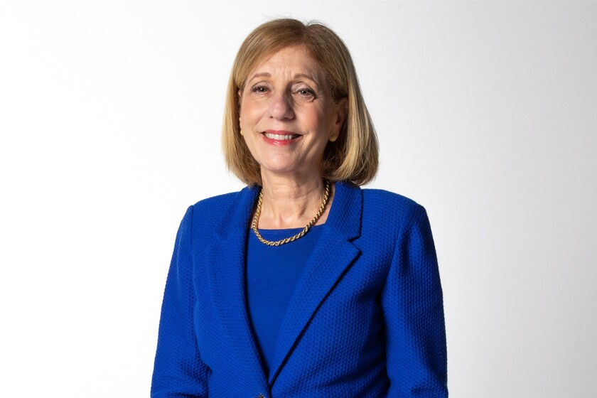 San Diego City Council member Barbara Bry is a candidate for San Diego mayor.