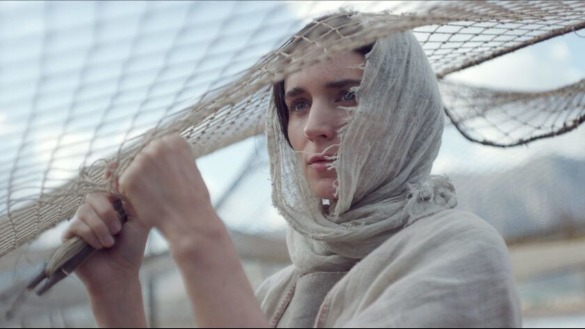 Rooney Mara as ?Mary Magdalene? in Garth Davis?s Mary Magdalene. Credit: IFC Films