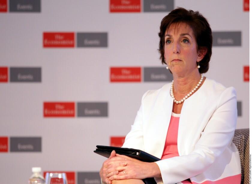 La Embajadora Roberta Jacobson confió en que el Tratado de Libre Comercio de América del Norte (TLCAN) prevalezca independientemente de quién gane la elección de noviembre en los Estados Unidos.