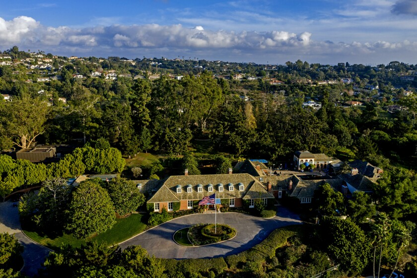 Hot Property | Doug Manchester Copley Estate