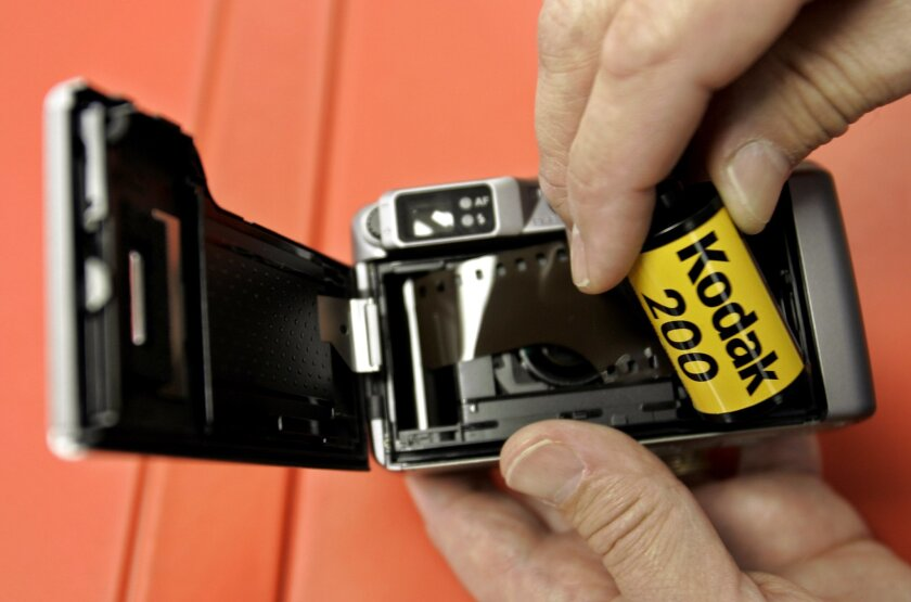 Long known for its cameras and film, Kodak announced its own cryptocurrency, called KodakCoin.