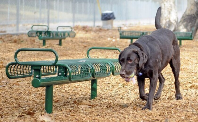 Crescenta Valley dog park to officially open Friday